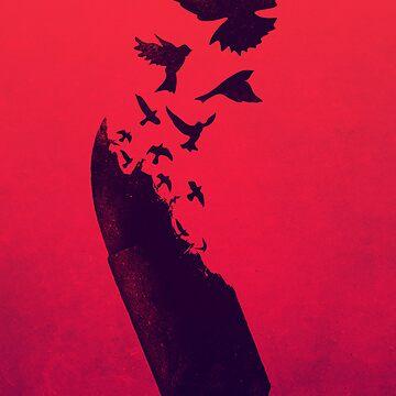 Kugel Vögel von victorsbeard