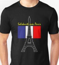 Solidarity with Paris T-Shirt