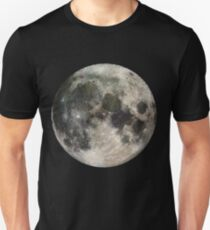Full Moon Unisex T-Shirt
