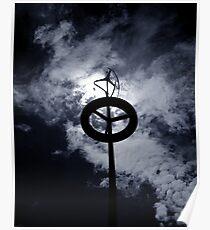 Olympic Lamp Standard London 2012 Poster