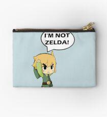 I'm Not Zelda Studio Pouch