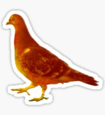 Pigeon #2 Sticker