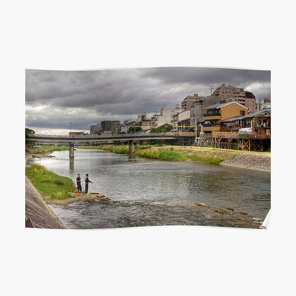 Kamo River Poster