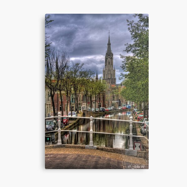 Going Dutch (Enlarge) Metal Print