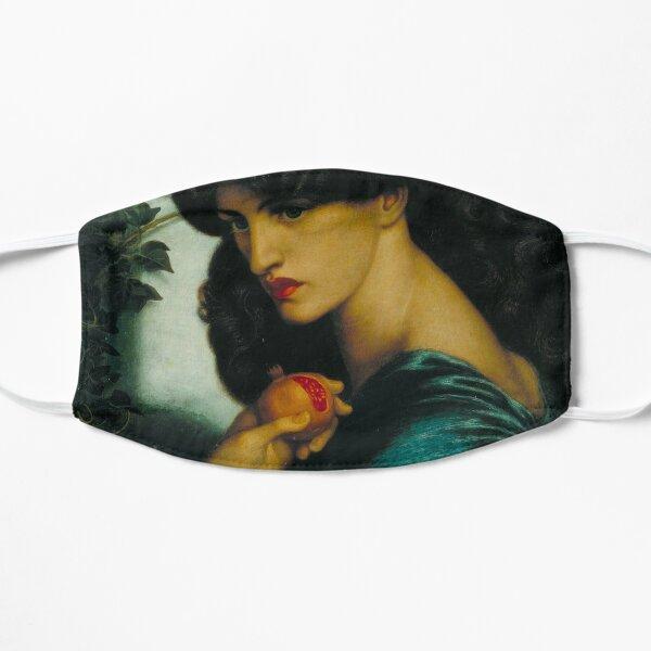 """Rossetti's """"Proserpine"""" Flat Mask"""