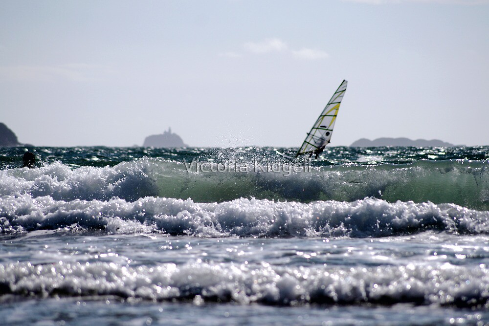 Windsurfer by Victoria Kidgell