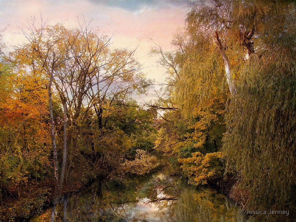 Autumn Invitation by Jessica Jenney