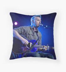 Billy Bragg Throw Pillow