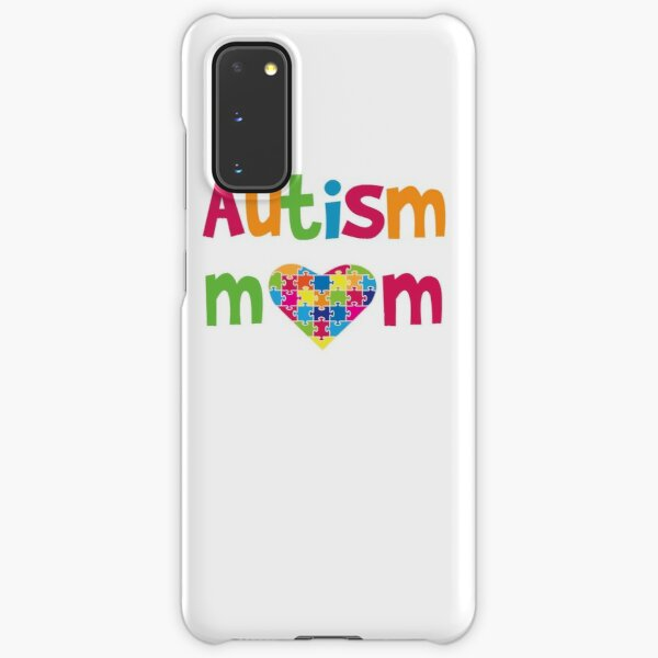 Autism Mom - Autistic Awareness Samsung Galaxy Snap Case