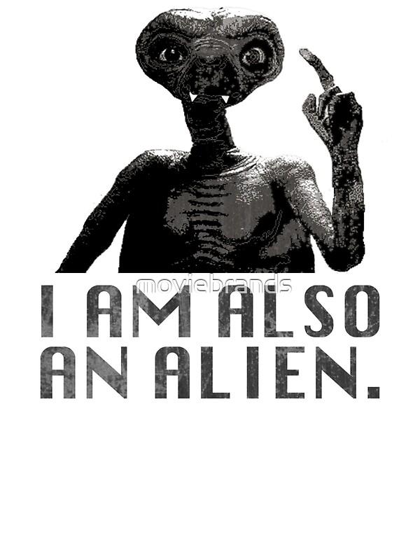 I Am An Alien