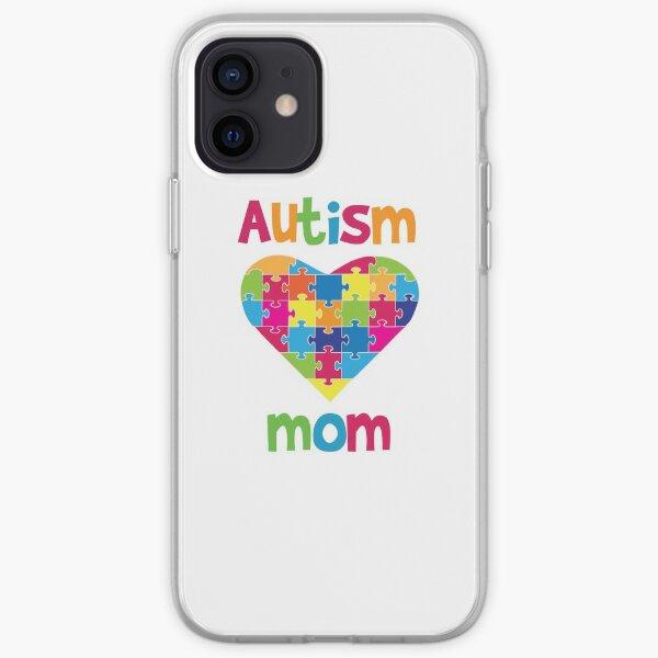 Autism Mom - Autistic Awareness iPhone Soft Case