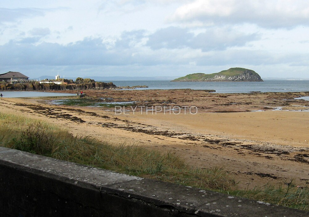 131 - CRAIGLEITH SEEN FROM NORTH BERWICK (D.E. 2010) by BLYTHPHOTO