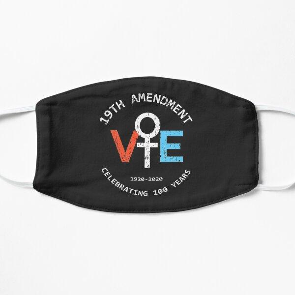 19th Amendment Celebrating 100 years Mask