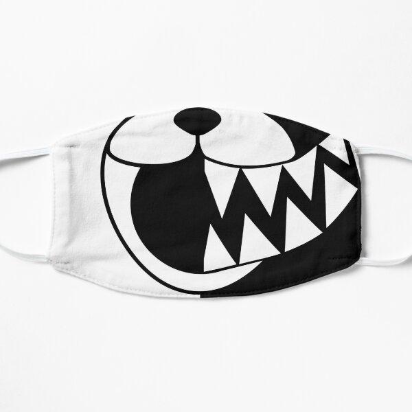 Danganronpa Monokuma Hopes Peak Academy Flat Mask