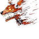 «Foxy Five Nights At Freddy's - Sin texto» de digimitsu