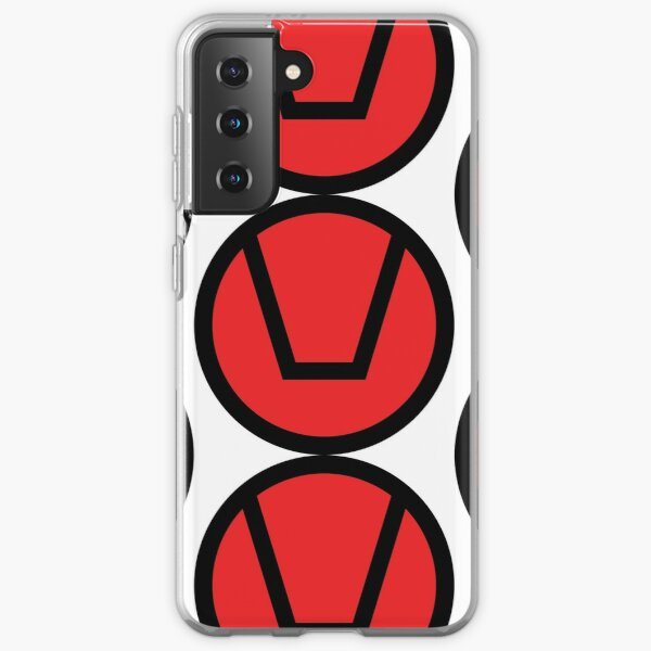 """The official swinger symbol """"The swing"""" Samsung Galaxy Soft Case"""