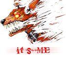 «Foxy Five Nights At Freddy's - Con texto» de digimitsu