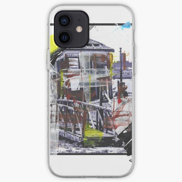 DERELICTION - Watchmans Hut, Pier Head, Liverpool - MOP-0004A iPhone Soft Case