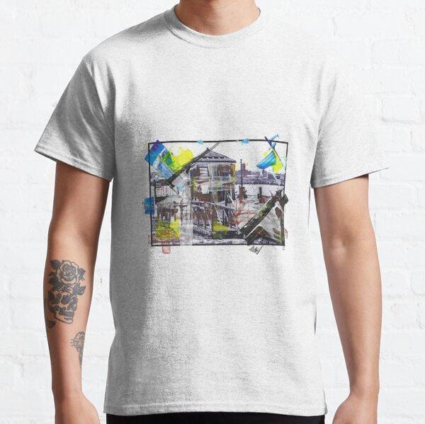 DERELICTION - Watchmans Hut, Pier Head, Liverpool - MOP-0004A Classic T-Shirt
