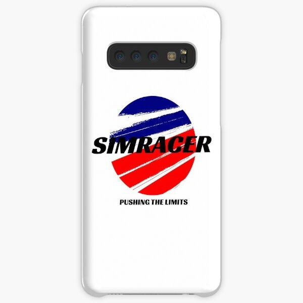 Simracer Simracing Virtual Racing Samsung Galaxy Snap Case