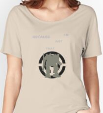 Awesome Shirt, thanks Women's Relaxed Fit T-Shirt