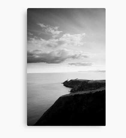Howth's Lighthouse Canvas Print