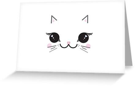Kawaii kitty by JayZ99