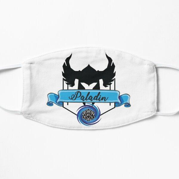 Paladin Class Blue Mask