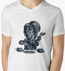 Alice In Wonderland Men's V-Neck T-Shirt