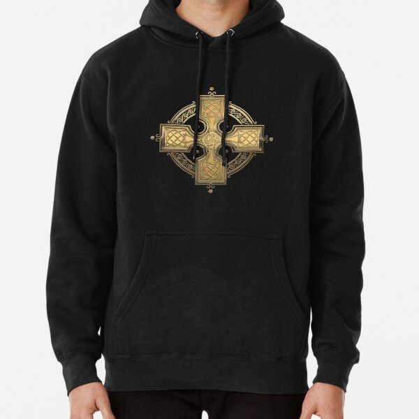 Hoodies Sweatshirt/Autumn Winter Silver,Graphic with Classic Floral Ornaments Medieval Empire Royal Engraving Style Print,Grey Black Sweatshirt Blanket