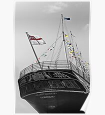 SS Great Britain Poster