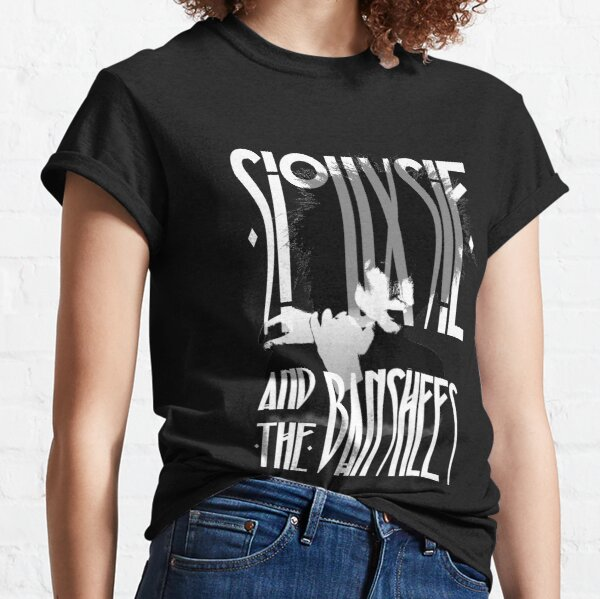 Siouxsie And The Banshees. Classic T-Shirt