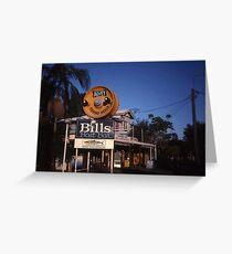 Big Reel, Maroochydore, Queensland, Australia 2000 Greeting Card