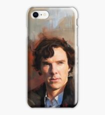 Sherlock Study iPhone Case/Skin