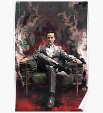 Póster Jim Moriarty