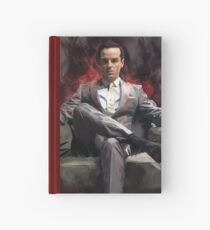 Jim Moriarty Hardcover Journal