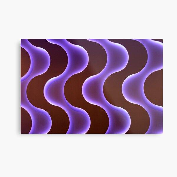 ~ brain waves ~ Metal Print