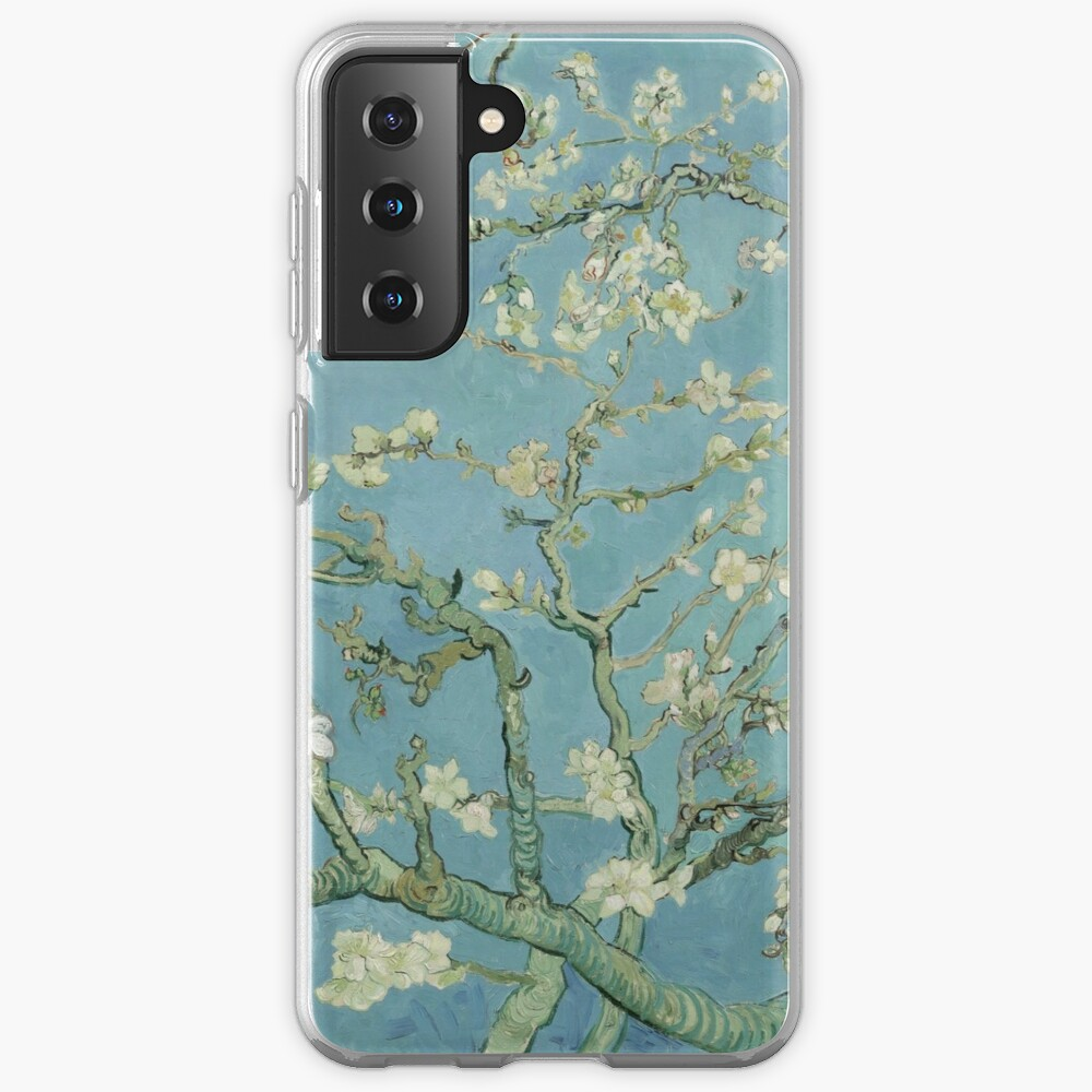 Almond Blossoms by Vincent van Gogh Case & Skin for Samsung Galaxy