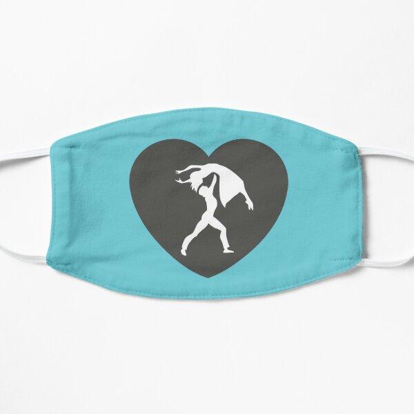 Heart Logo Char-Mar Dance Mask