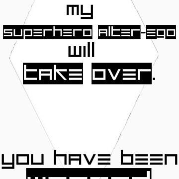 Superhero by Lou157