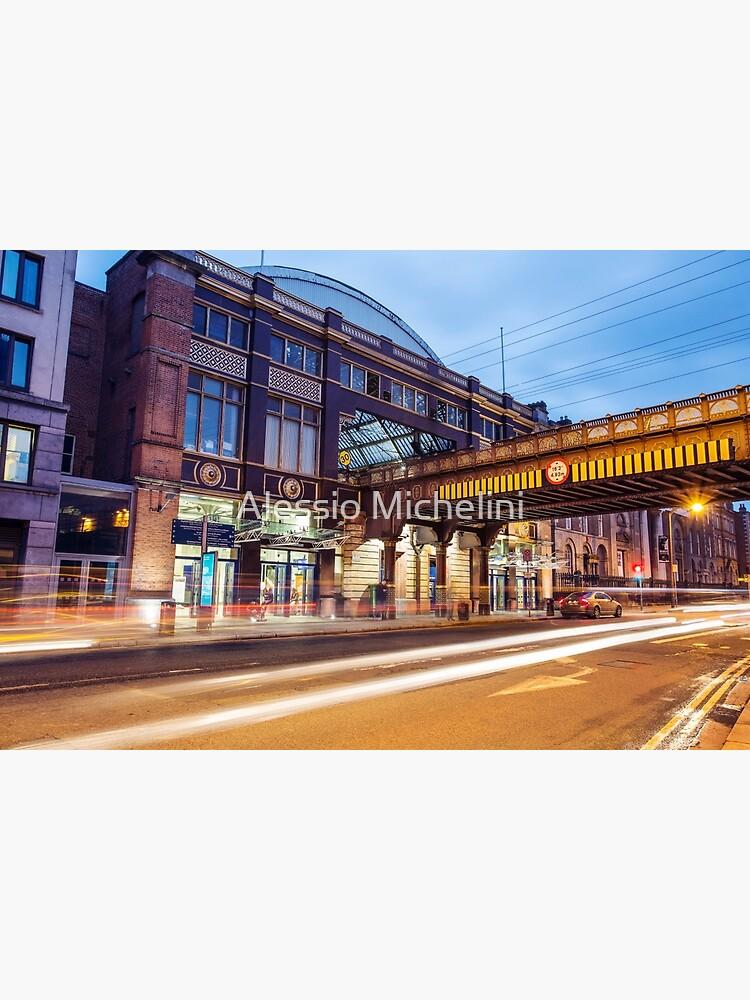 Pearse Train Station, Dublin by darkmavis