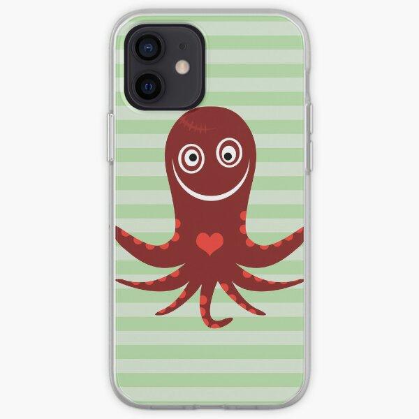 Squid of Pain iPhone Soft Case