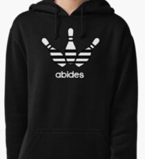 TRE-PIN ABIDES Pullover Hoodie