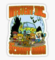 Mystery INC.  Sticker