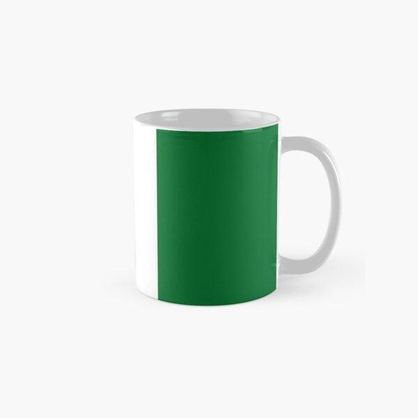 Nigerian flag, nigeria, flag, nigerian, flag of nigeria Classic Mug