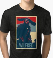 WILFRED - Posterized Tri-blend T-Shirt