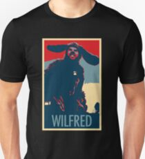 WILFRED - Posterized T-Shirt