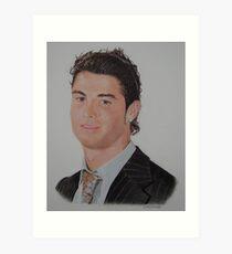 Ronaldo.. Art Print