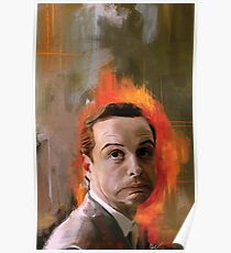 Moriarty Poster