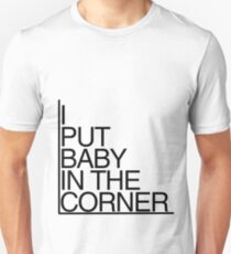 Baby in the corner Slim Fit T-Shirt